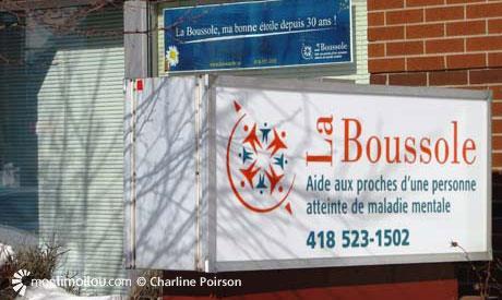 Maladie mentale : la Boussole vous guide - Charline Poirson