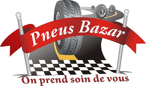Rabais sur l'achat de 4 pneus   Pneus Bazar