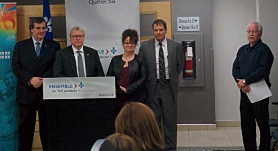 Un projet pilote pour accroître l'accès aux soins au GMF de la Clinique médicale Saint-Vallier - Suzie Genest