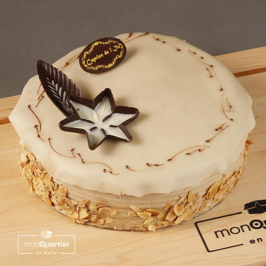 Gâteau Caprice de l'île
