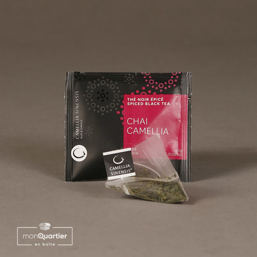 Thé Chai Camellia