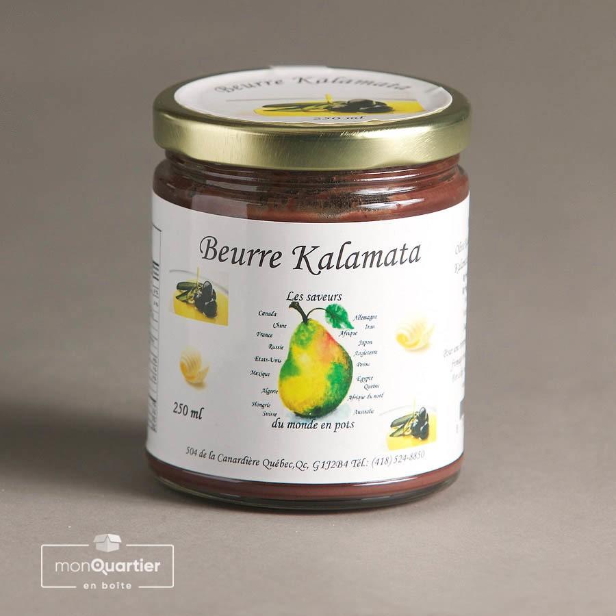 Beurre de Kalamata