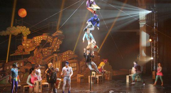 L'école de cirque de Québec déploie ses voiles cet été - Céline Fabriès
