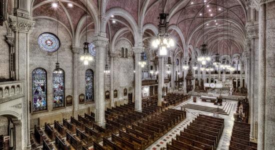 Une cible de 1,5 M$ pour la pérennité de l'église Saint-Roch - Suzie Genest
