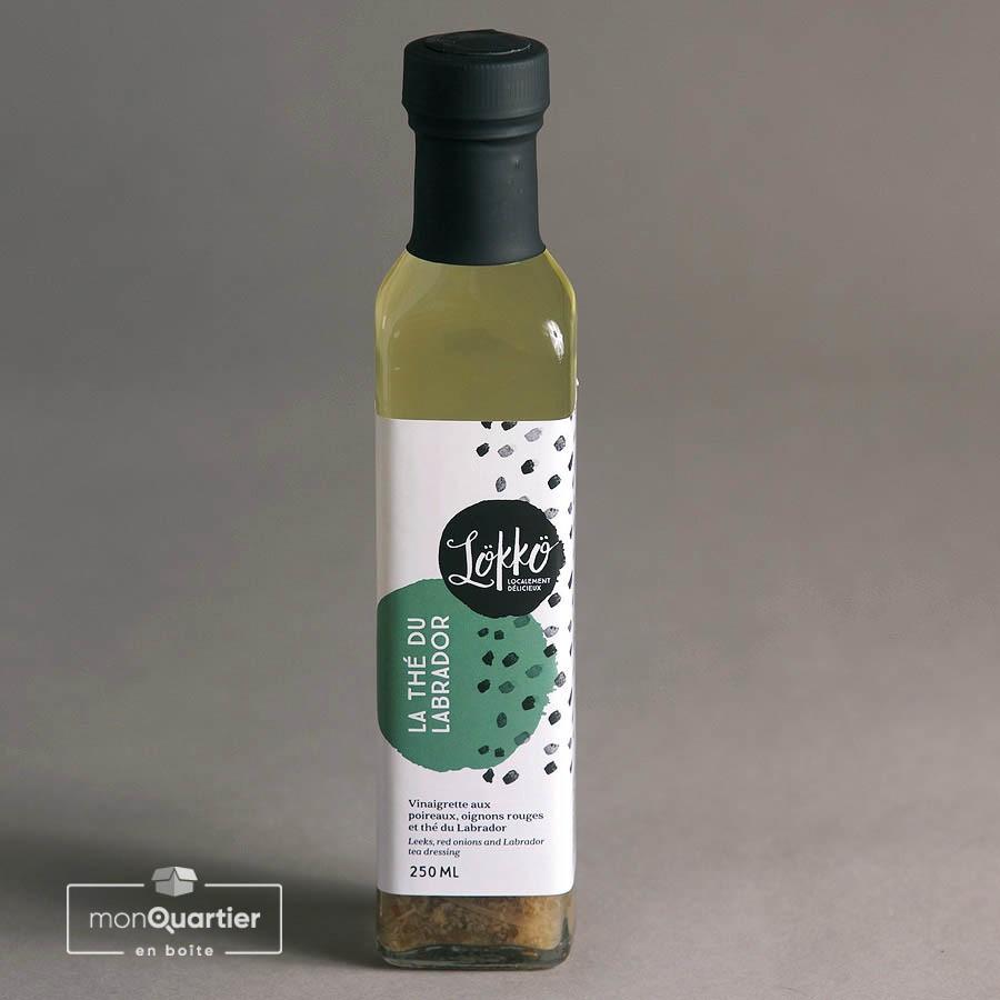 Vinaigrette La Thé du Labrador