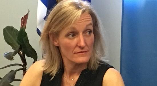 Nathalie Roy candidate dans Cap-aux-Diamants - Céline Fabriès