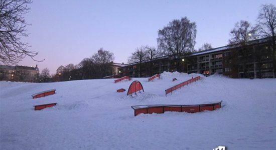 Rêvons Montcalm : Du ski en ville - Marc-Antoine Viel