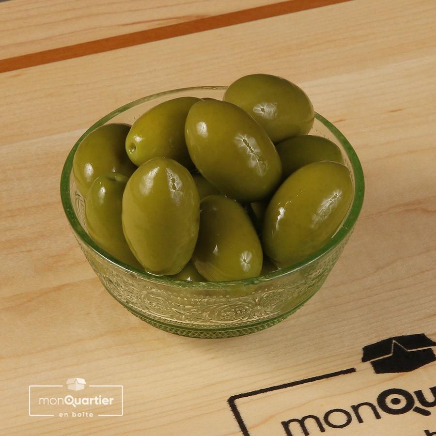 Olives Cerignola