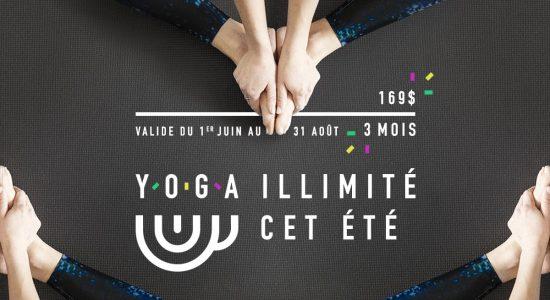 Yoga illimité cet été | Station Yoga – Namaste Montcalm (La)