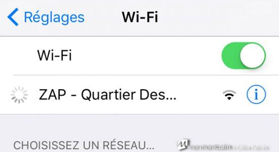 Du WiFi gratuit dans Montcalm et le Vieux-Québec - Céline Fabriès