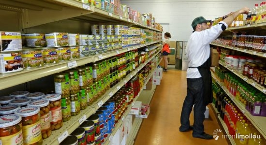 L'épicerie Le Petit Maghreb maintenant ouverte dans Maizerets ! - Jean Cazes