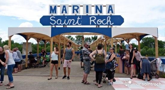 Retour de l'Espace Marina Saint-Roch : appel en cours - Suzie Genest
