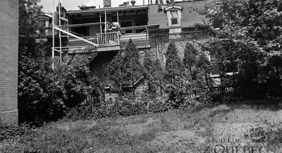 Le 802 avenue Joffre en 1968 - Céline Fabriès