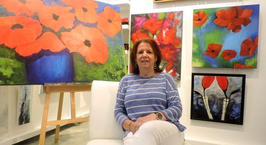 S'inspirer de la beauté des fleurs - Marine Lobrieau