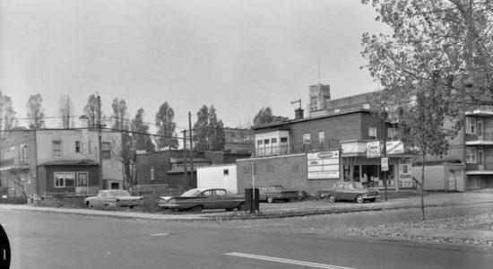 Limoilou dans les années 1960 (79) : vous souvenez-vous du marché Lafontaine? - Jean Cazes