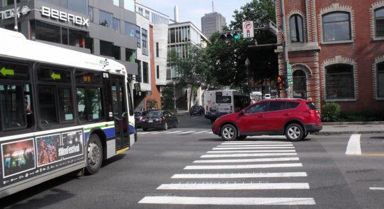 Des intersections à revoir pour protéger les piétons - Céline Fabriès
