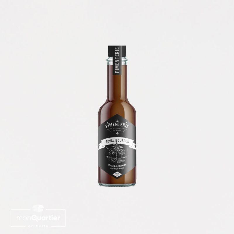Sauce piquante La Royal Bourbon