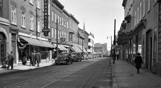 Saint-Roch dans les années 1940 (6) : rue Saint-Joseph - Jean Cazes