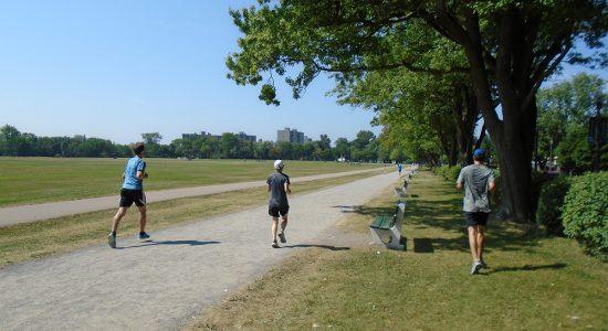 La course à pied, portrait d'un phénomène - Marine Lobrieau