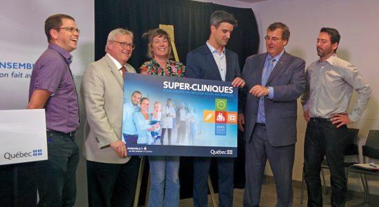 ProActive Santé à Saint-Roch devient la 3e super-clinique de Québec - Suzie Genest