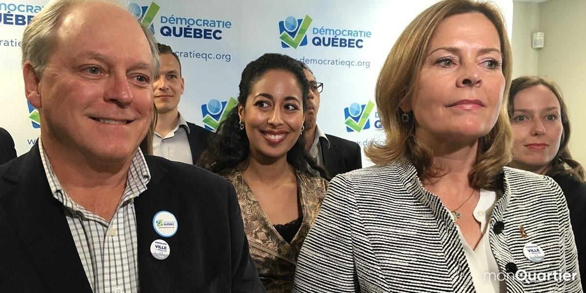 Redonner le pouvoir aux citoyens pour Démocratie Québec | 22 septembre 2017 | Article par Céline Fabriès
