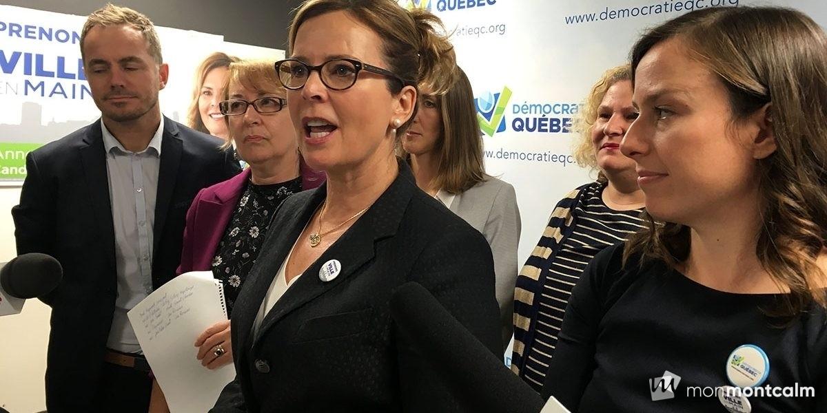 Anne Guérette préconise un moratoire pour le Centre de biométhanisation | 25 octobre 2017 | Article par Céline Fabriès