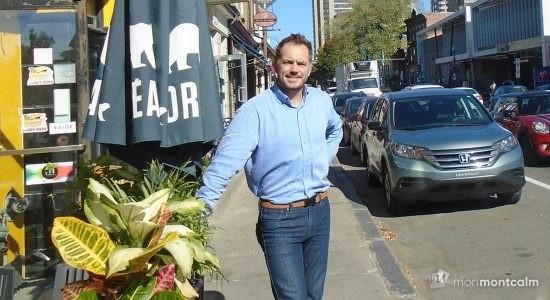 Christophe Navel : « Nous avons besoin d'un mode de transport structurant » - Marine Lobrieau