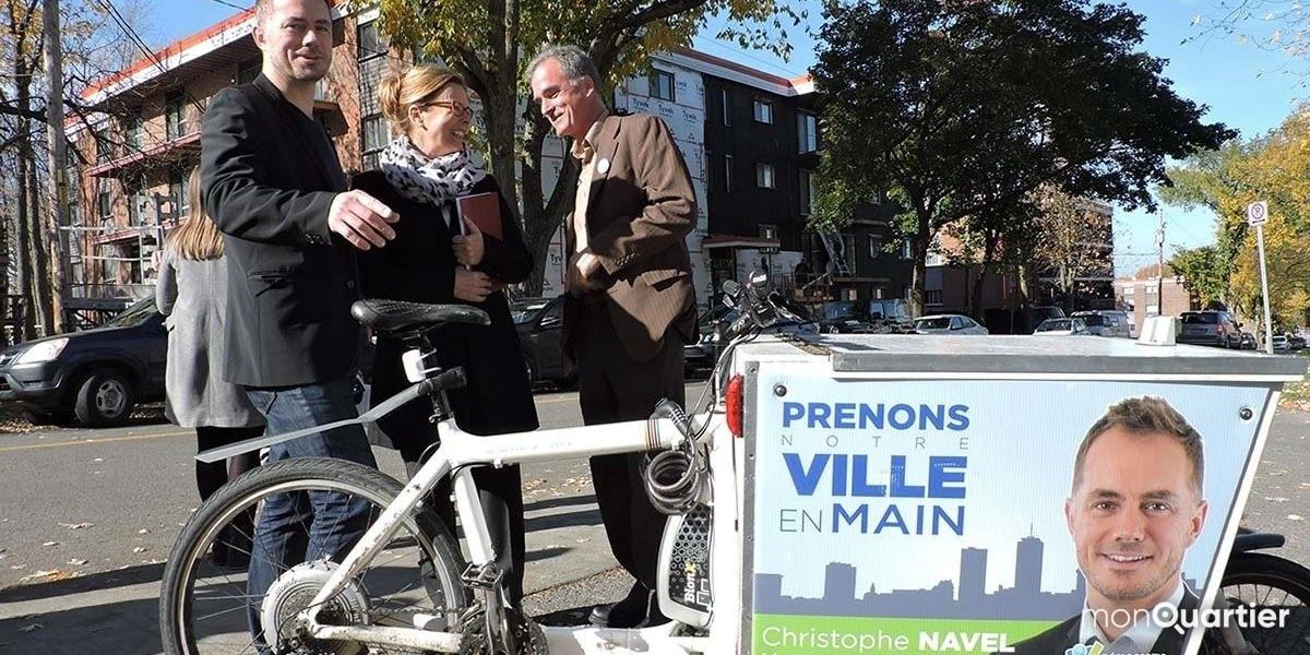 250 $ pour l'achat d'un vélo électrique | 23 octobre 2017 | Article par Céline Fabriès
