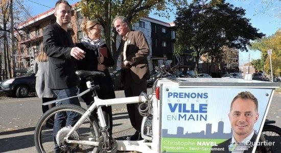 250 $ pour l'achat d'un vélo électrique - Céline Fabriès