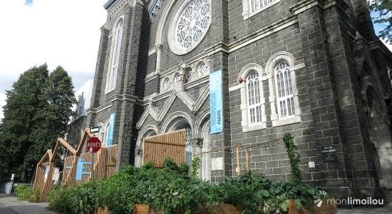 Une mobilisation pour préserver l'église Saint-Charles-de-Limoilou - Véronique Demers
