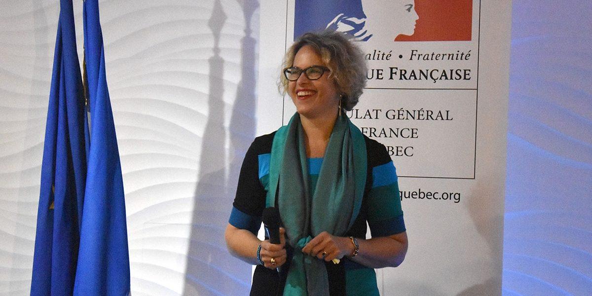 Le maire de Québec doit se rendre en France | 27 octobre 2017 | Article par Céline Fabriès