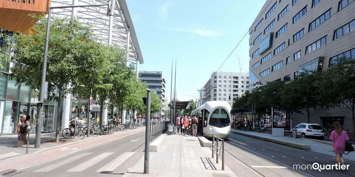 Un tramway au coeur du plan de mobilité de Démocratie Québec | 13 octobre 2017 | Article par Céline Fabriès