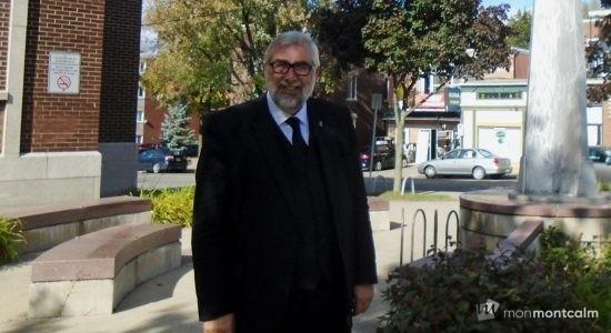 Yvon Bussières remercie ses électeurs - Monmontcalm