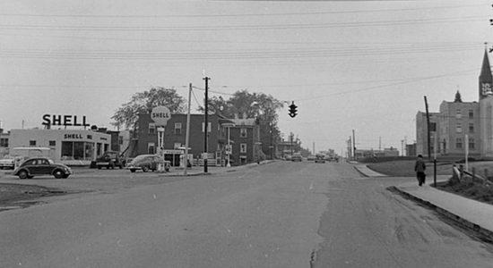 Limoilou dans les années 1960 (83) : intersection 18e Rue/Henri-Bourassa - Jean Cazes