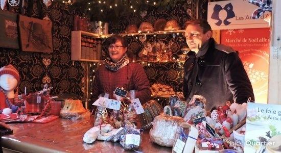 Noël en Alsace - Céline Fabriès