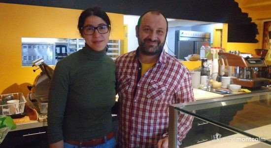 Une nouvelle pizzeria à découvrir - Marine Lobrieau
