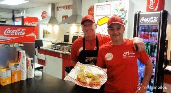 Mama Grilled Cheese déménage - Jessica Lebbe