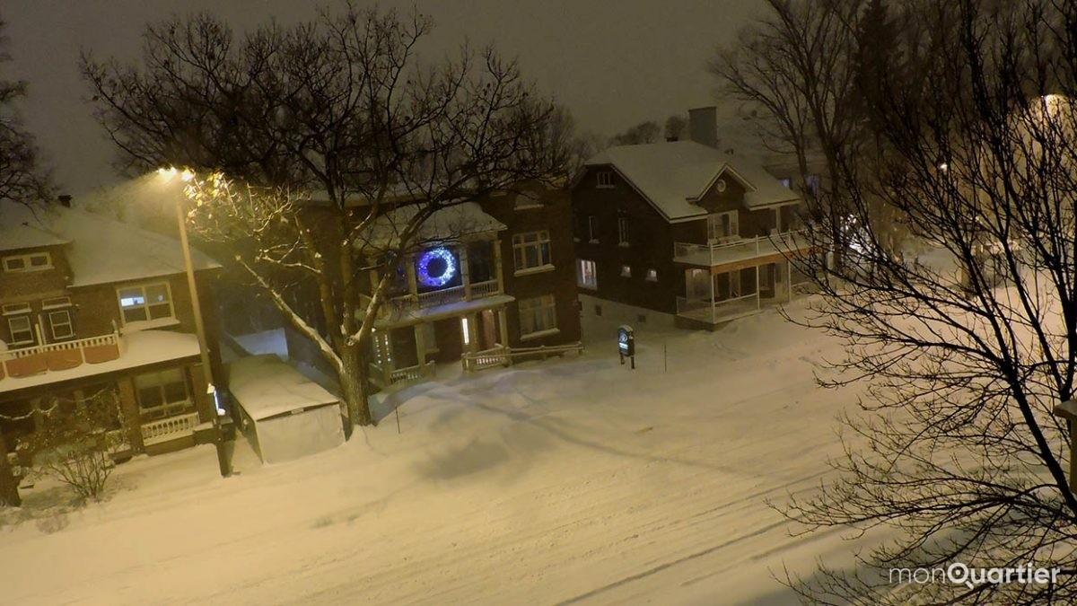 « On ne peut pas la manger, la neige », s'est défendu Jonatan Julien | 13 décembre 2017 | Article par Céline Fabriès