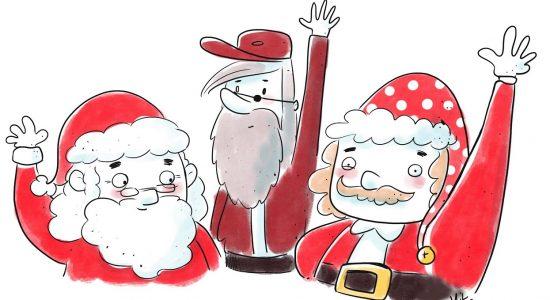 De la fée du Mile End au vrai père Noël de Limoilou - Suzie Genest