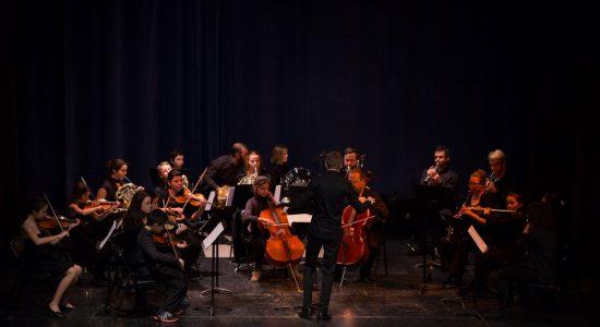 Des élèves du Petit conservatoire de musique du Collège Stanislas donnent un récital avec l'OSQ - Marine Lobrieau