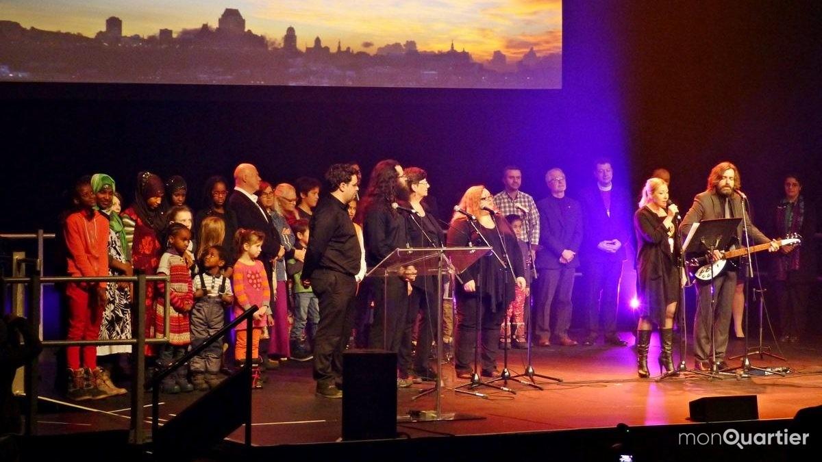 Prières tout bas pour le peuple québécois | 29 janvier 2018 | Article par Suzie Genest