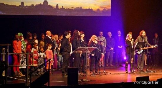 Prières tout bas pour le peuple québécois - Suzie Genest