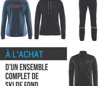 40 % sur manteaux et pantalons de ski de fond | Coureur Nordique (Le)