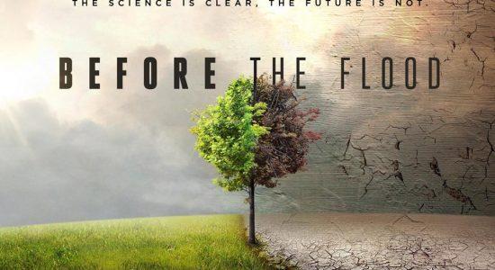 Éco-cinoche : Before the Flood