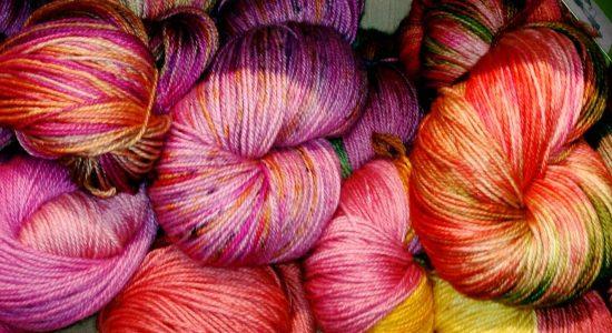 Cours de tricot en projet libre