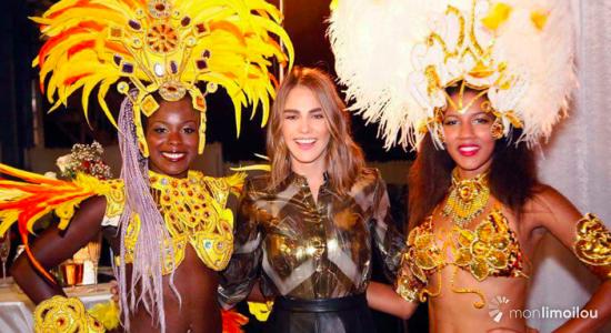 La danseuse professionnelle Laeticia Mogène participera au Carnaval de Rio - Monlimoilou