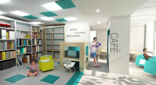 Le quartier Saint-Sauveur aura sa bibliothèque - Jean-Philippe Léveillé