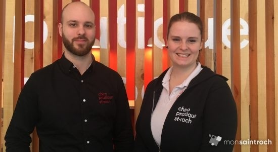Chiropratique St-Roch accueillera une équipe multidisciplinaire - Véronique Demers