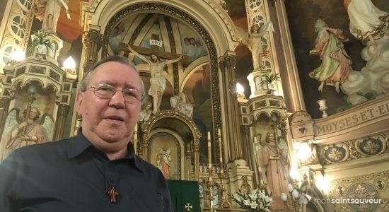 Le curé Picher va démissionner cet été - Véronique Demers