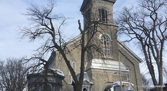 Les paroisses de Saint-Sauveur, Saint-Malo et Saint-Roch fusionneront - Véronique Demers